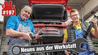 Vertuschter Schaden am NEUWAGEN von Holgers Papa (Renault Captur)? | Kopfairbag-Problem im C-MAX