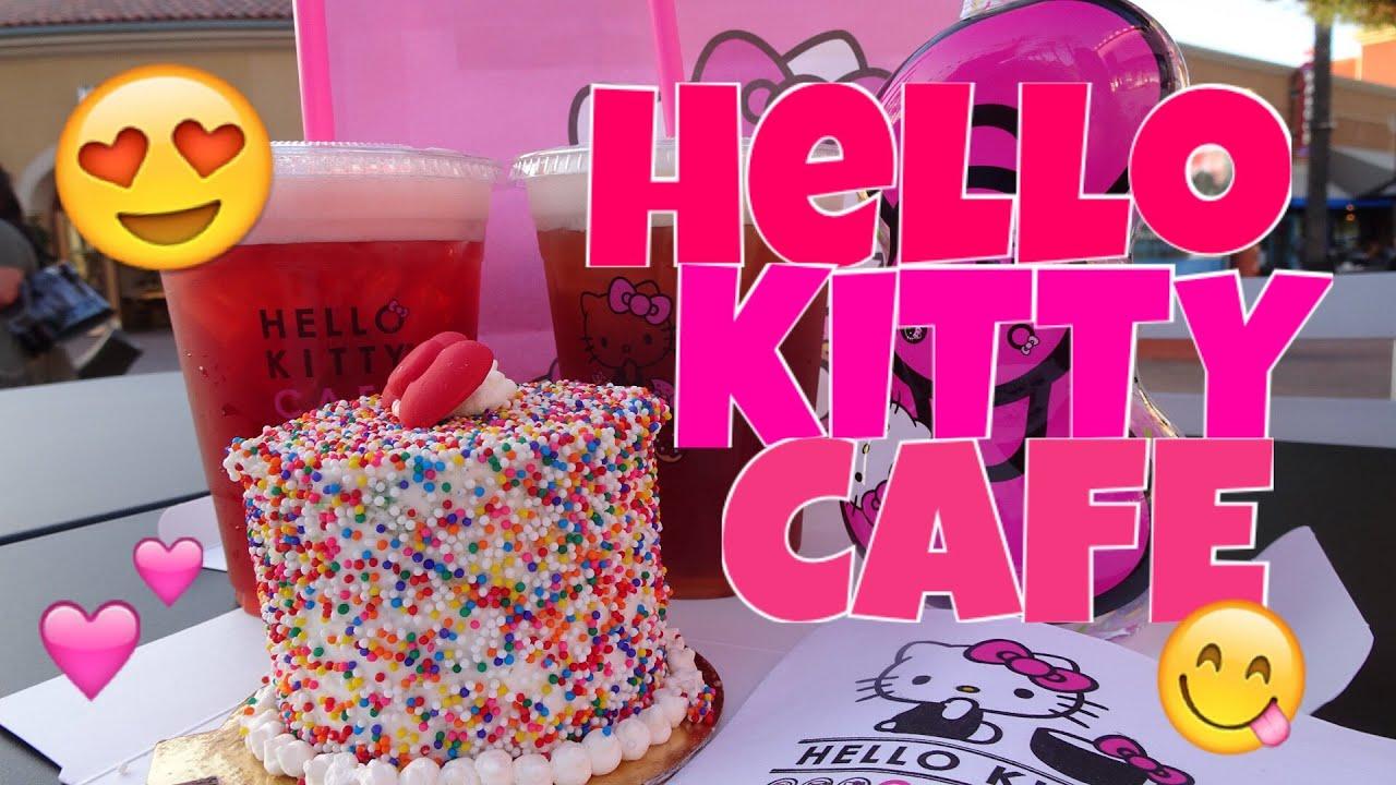 HELLO KITTY CAFE YouTube