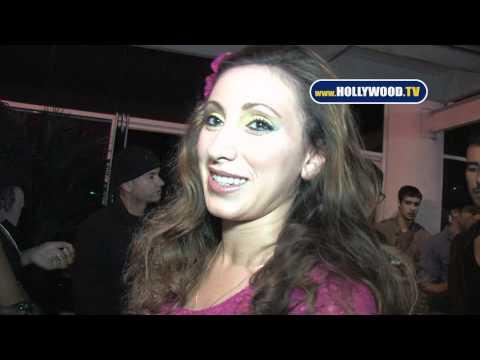 Marianna Riccio Talks Tush @ Drais