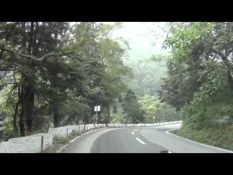 Entire Journey from Dehradun to Mussoorie by car in 2013