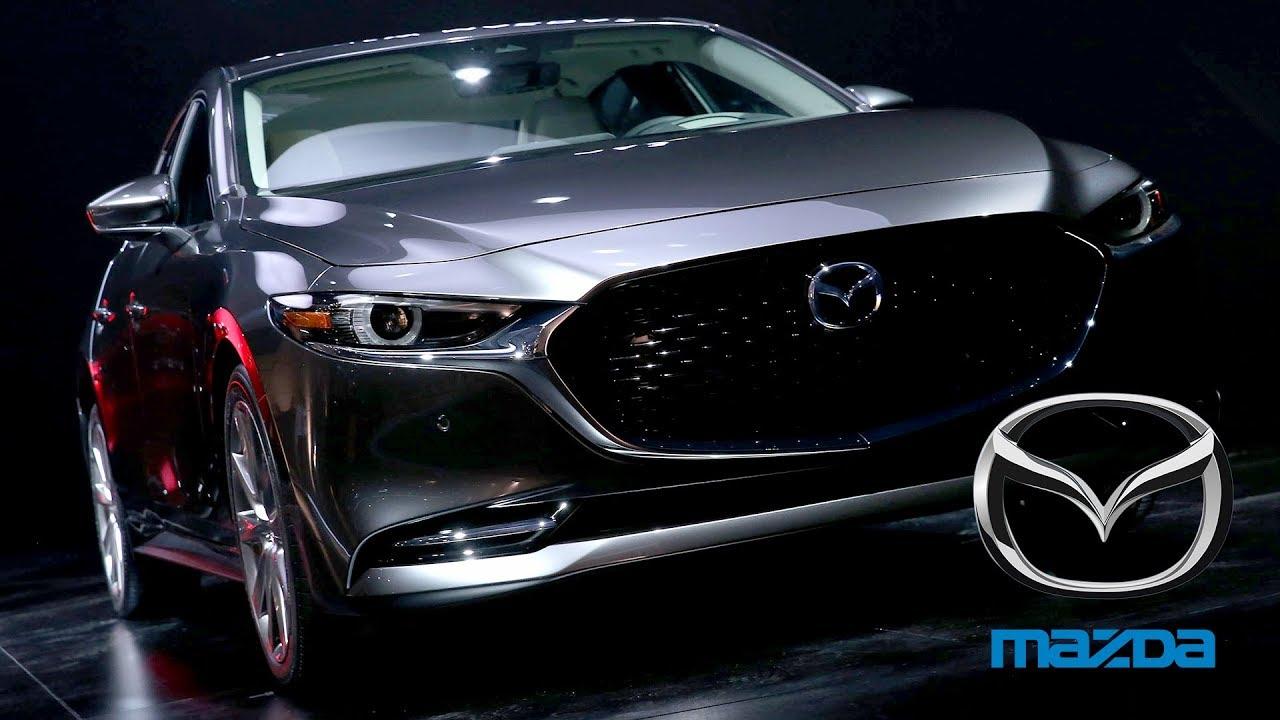 2019 Mazda 3 Reveal In Los Angeles