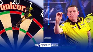 ►subscribe: http://bit.ly/skysportssubcould this be the greatest leg of darts in history pdc world championship? dave chisnall and michael v...