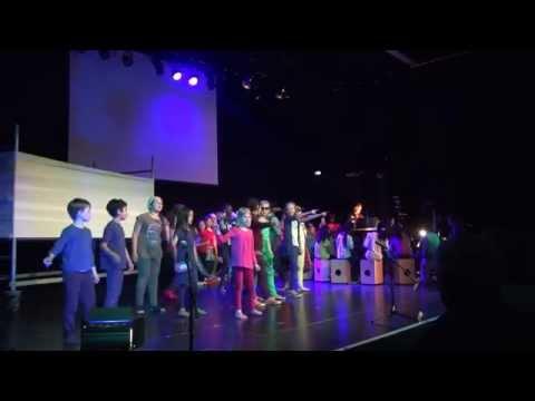WIR FIEBERN LOS - Musical 2014