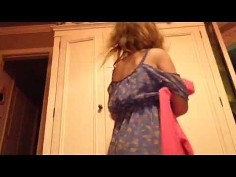 Girly girl night routine