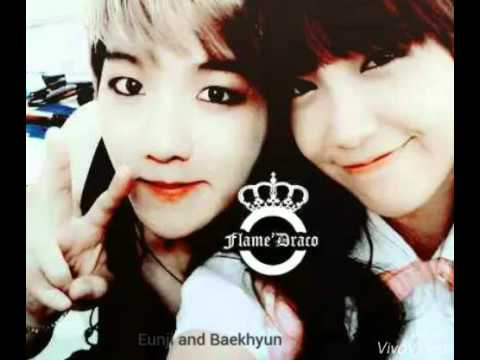 [EXOPINK] Baekhyun and Eunji couple. - YouTubeEunji And Baekhyun