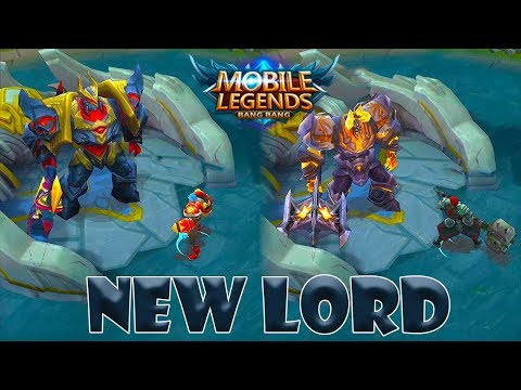 New Lord Mobile Legends Patch 1.3.86