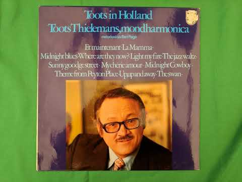 Toots Thielemans With The Bert Paige Orchestra - Light My Fire
