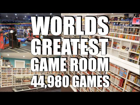 Worlds Greatest Game Room