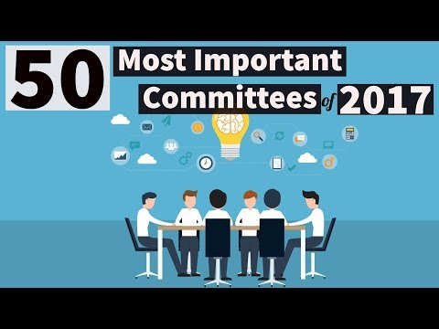 50 Most Important Committees of 2017 - IBPS/SSC/UPSC/UPPSC/MPPSC/RAS/CDS/AFCAT/RBI/NABARD/LIC/LDC