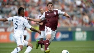 HIGHLIGHTS: Colorado Rapids vs. LA Galaxy | July 27, 2013