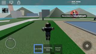 THE BATTLE OF THE YOUNG TITANS!!!!! (ROBLOX) made by the Boy of Infinity