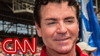 Papa John's founder on using N-word: It wasn't a slur