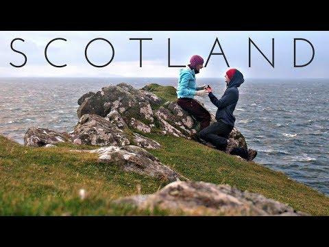Love in Scotland - Cinematic Travel Film