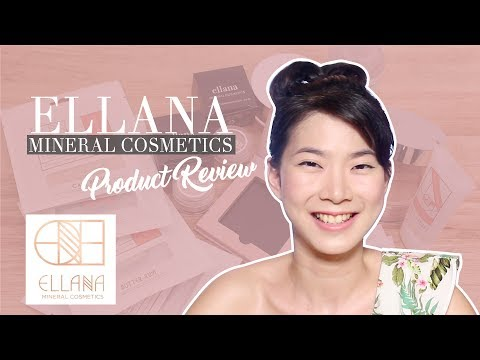 Ellana Mineral Cosmetics Review