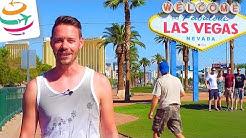 Las Vegas an einem Tag erleben | Las Vegas am Tag und in der Nacht | YourTravel.TV