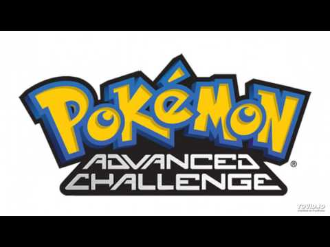 Pokémon Advanced Challenge Theme Song
