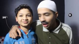 لما ابوك يقولك ذاكر لأخوك الصغير | خالد فاندتا