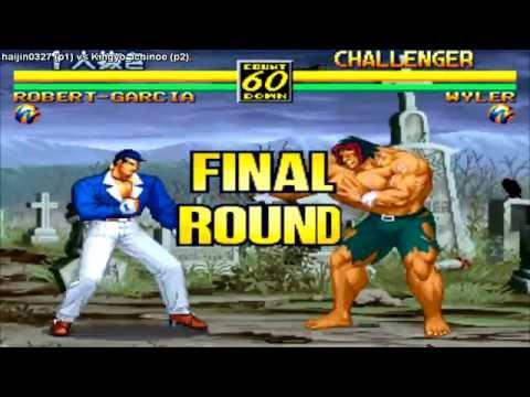 Art of Fighting 3 - haijin0327 (Japan) vs Kingyo Ichinoe (Japan)