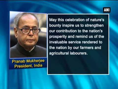 President, Vice President extend greetings on eve of Vaisakhi