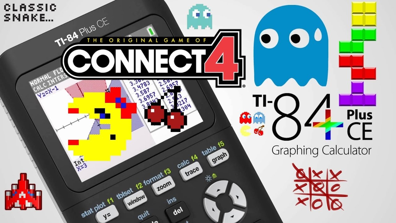 How to Download Games: TI-84 Plus Color Calculators | TI84CalcWiz
