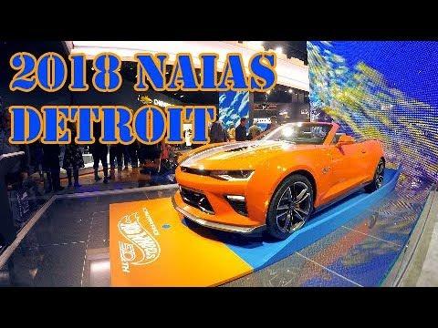 2018 North American International Autoshow Detroit