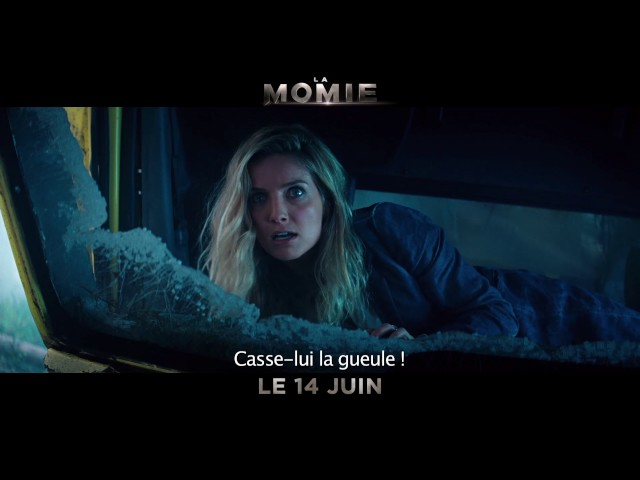 """La Momie / Spot """"Témoin"""" VOST [Au cinéma le 14 juin]"""