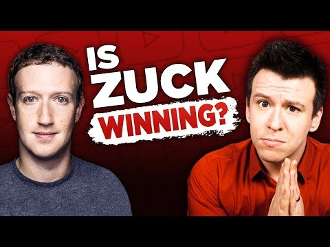 What The Ridiculous Mark Zuckerberg Circus Shows Us, Russia Trump Troubles Escalate, And More...