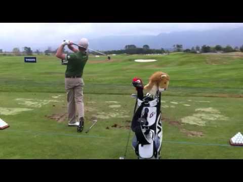 Tom Lewis - Volvo Golf Champions 2012