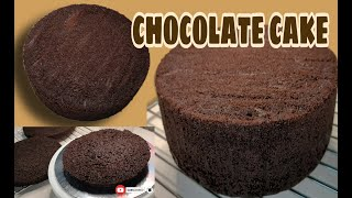 CHOCOLATE CAKE  By: LORDELIZA S.