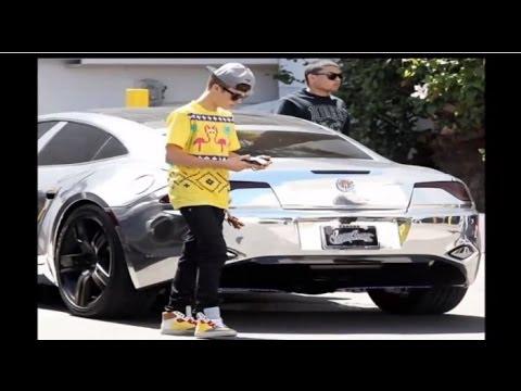 Entertainment News - Koleksi Mobil Mewah Justin