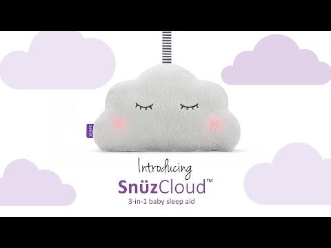 SnuzCloud Baby Sleep Aid - Dream Big, Dream Anywhere