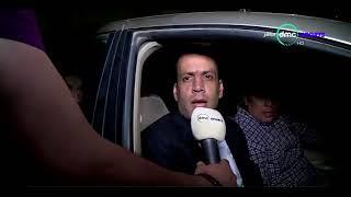 شاهد.. أول تعليق لـ محمد الحنفي حكم لقاء القمة 116