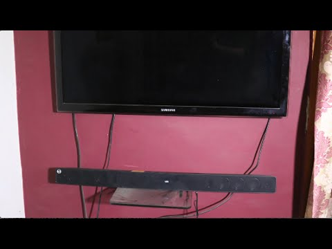 F D T388 Bluetooth Sound Bar Unboxing Quick Review