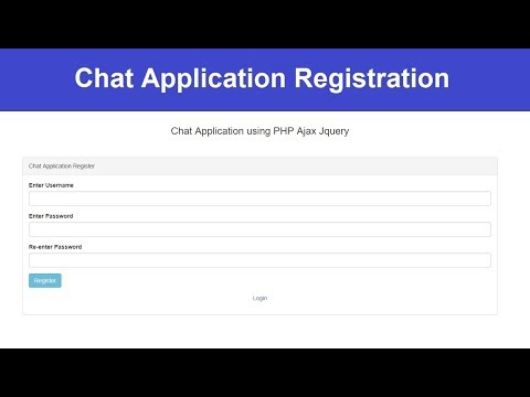 Live Chat System in PHP using Ajax JQuery   Webslesson