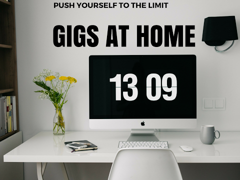 Gig's at Home Virtual Gigs Live Stream[work at home online ]