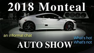 2018 Montreal Auto Show