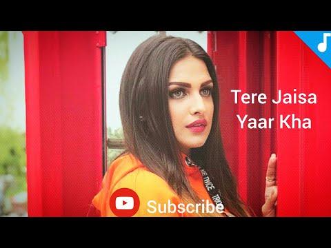 Yaara Teri Yari Ko Mene Khuda Mana | Love Song |priya Prakash Varrier-Royal Music Records