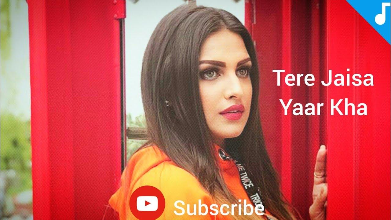 Yaara Teri Yari Ko Mene Khuda Mana Love Song Priya Prakash