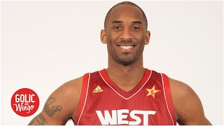 Kobe Bryant will be honored with NBA All-Star Game rule changes   Golic and Wingo