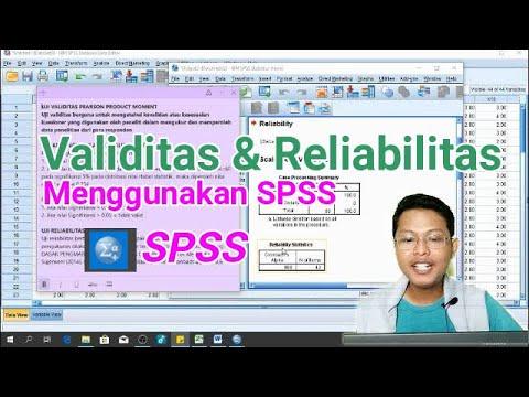 cara analisa deskriptif karakter responden kuesioner penelitian,  cara menggunakan spss.