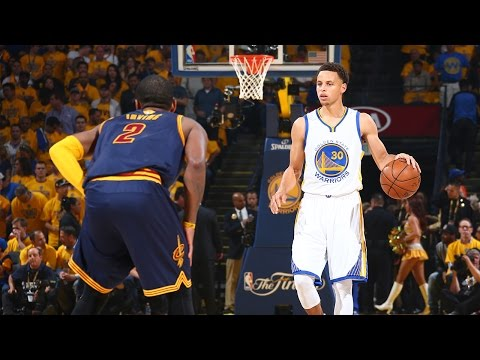 Stephen Curry vs Kyrie Irving - Who's the Best?