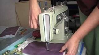 Repeat youtube video Sewing Machine Pressure Settings for Machine Quilting