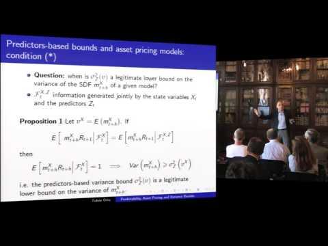 Fulvio Ortu, Implications of Return Predictability across Horizons ...  - June, 6 - 2014