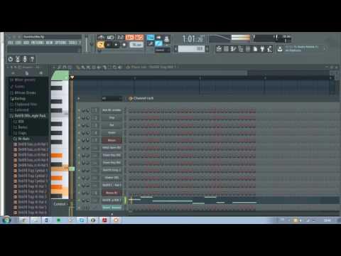 Dj Mustard - Don't Hurt Me feat. Jeremih & Nicki Minaj (FL Studio Remake)