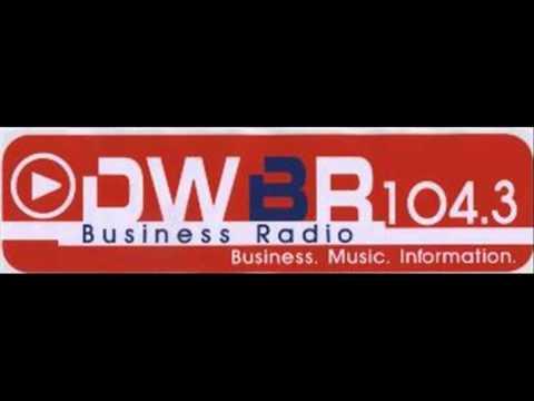 DWBR Business Radio 104.3 FM Sign-Off