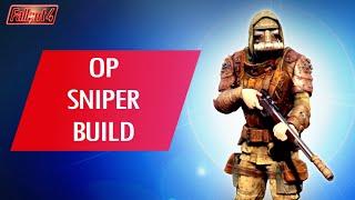 Fallout 4: How T๐ Make an OP SNIPER Build...