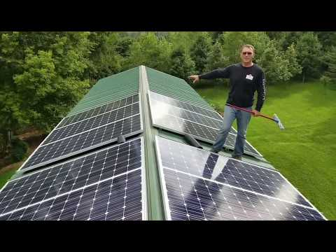 HOW TO RUNS YOUR HOME SOLAR SYSTEM WITHOUT BATTERIES – Annual Solar Power Production 2/2