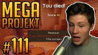 SIMON ZERSTÖRT MEIN HAUS :( - Minecraft Mega Projekt #111 (Dner)