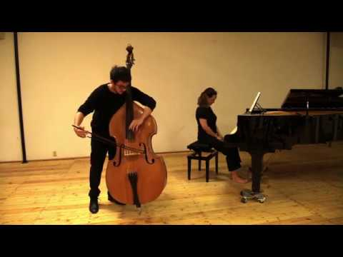 Double Bass Concerto In D Major- J.K. Vanhal 1st Movement