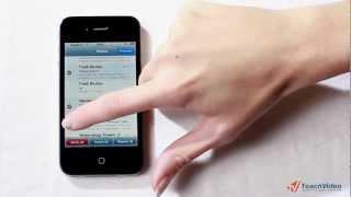 Почта. Работа с письмами в iPhone 4 (17/30)(В данном видеоуроке мы рассмотрим организацию писем и инструменты работы с электронной почтой в iPhone 4. ..., 2012-03-23T11:58:44.000Z)